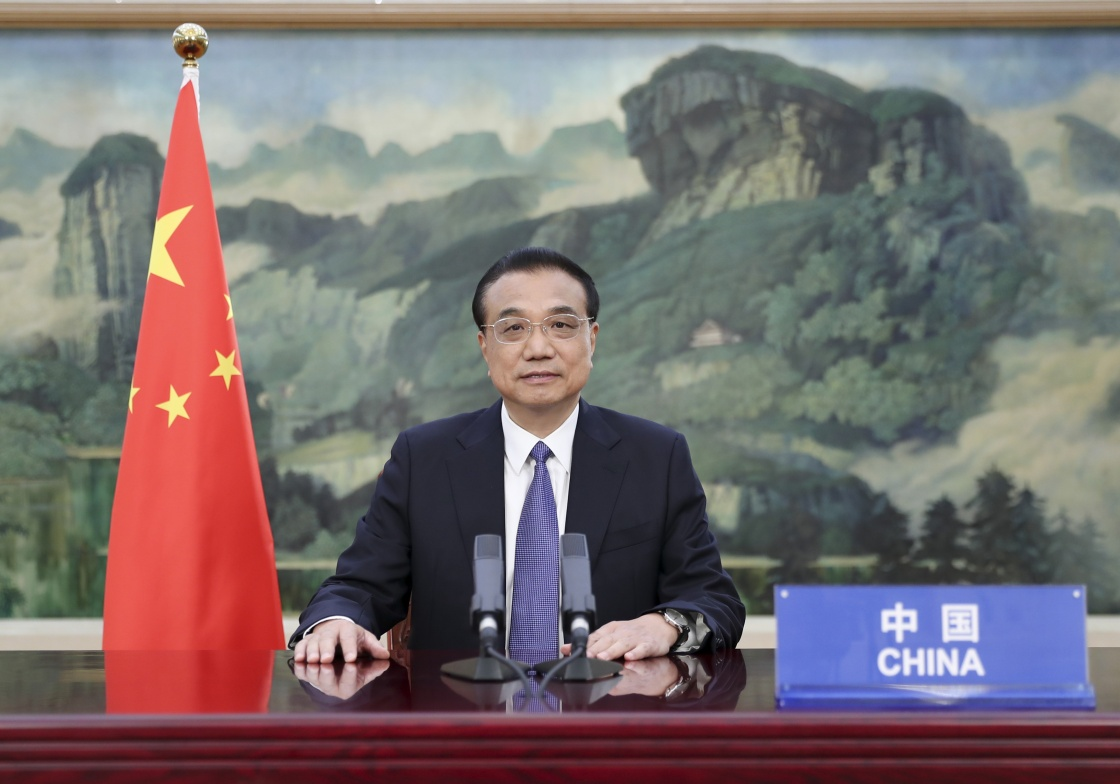 李克强:中国将继续为受疫情影响的国家提供力