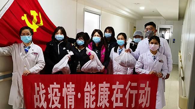 """抗""""疫""""一线,杨克俊:做疫情前线战友的坚实后"""