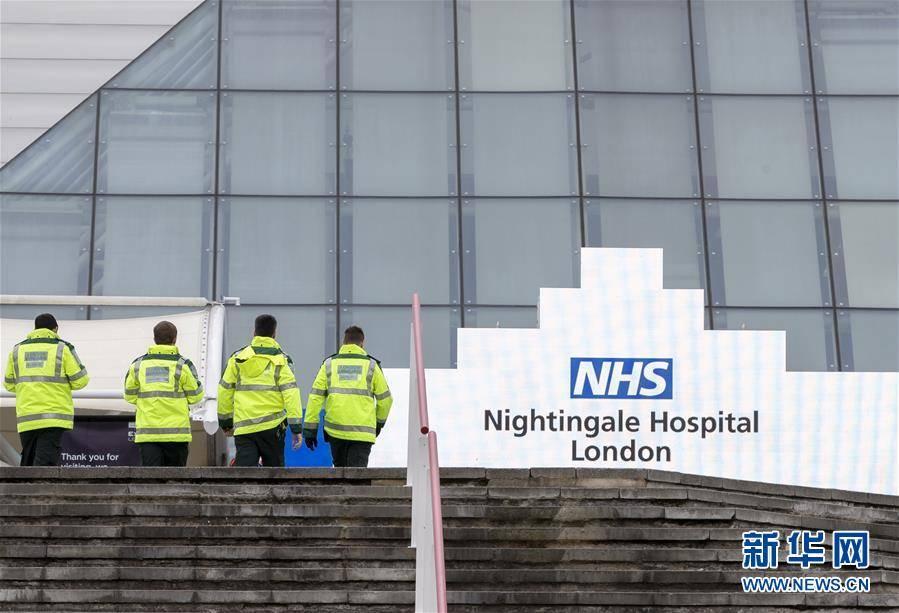 (国际疫情)(2)伦敦:探访改建中的临时医院——南丁格尔医院
