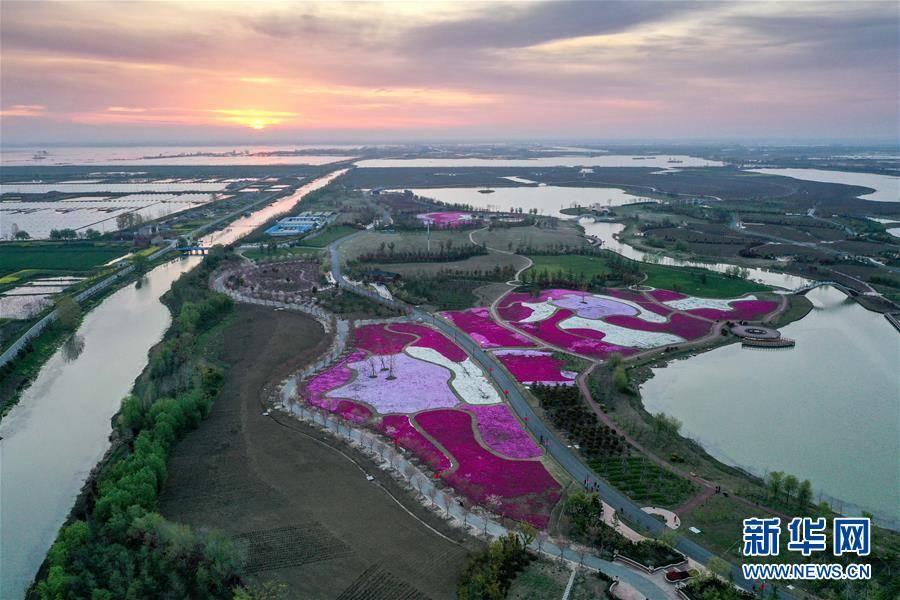 (春季美丽生态)(2)春和景明白马湖
