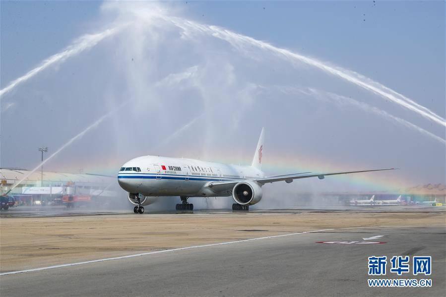 (聚焦疫情防控)(1)557名国家援鄂医疗队队员平安返京