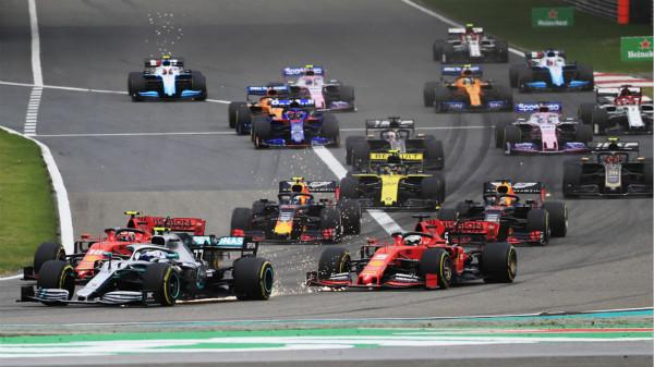 F1法国大奖赛取消 2020赛程修定计划公布