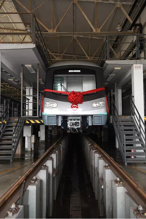 上海地铁今天迎来第6000辆列车!增援16号线