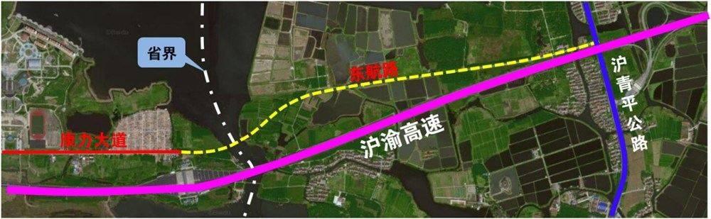 """打通省际""""断头路"""" 东航路新改建工程预计今年9月底完成施工"""