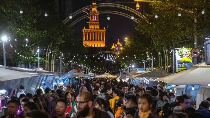 """上海最洋气的夜市本周末回归,""""安义夜巷""""将持续到年底"""