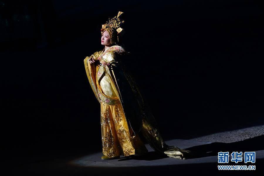 (文化)(1)大型实景剧《文成公主》再度上演