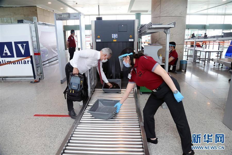 (国际疫情)(1)土耳其恢复部分国内航班