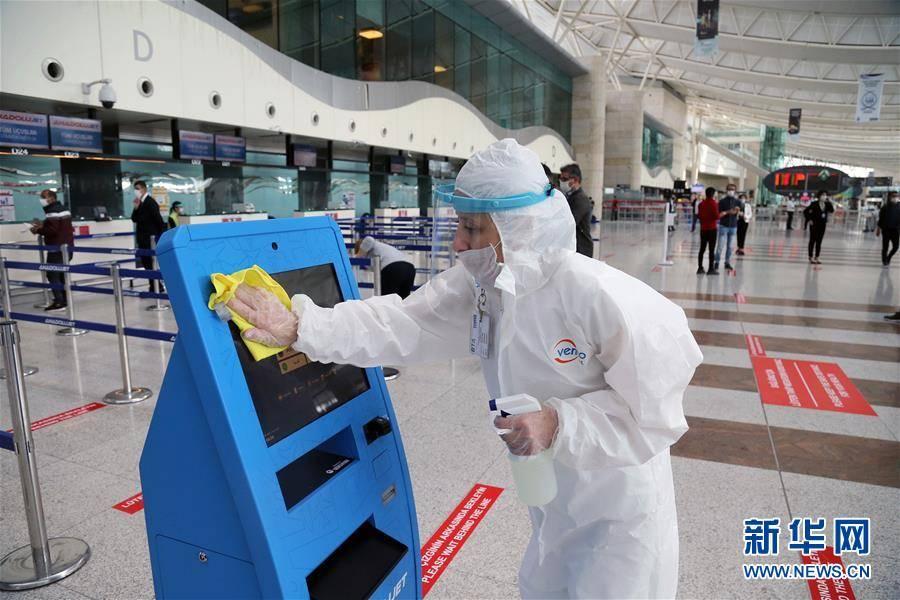 (国际疫情)(4)土耳其恢复部分国内航班