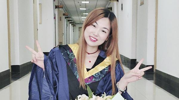 关注大学生就业|东华女孩毕业返家乡:在祖国的北疆仰望星空