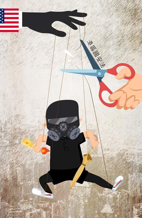 《【杏耀时时彩登陆】呼吁外国制裁香港,乱港分子奴相毕露》