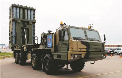 俄接连推出两大防空导弹系统