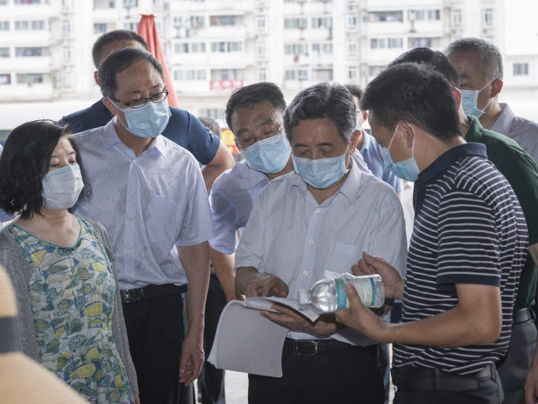 丁向阳:常态化疫情防控标准要可操作、可检查