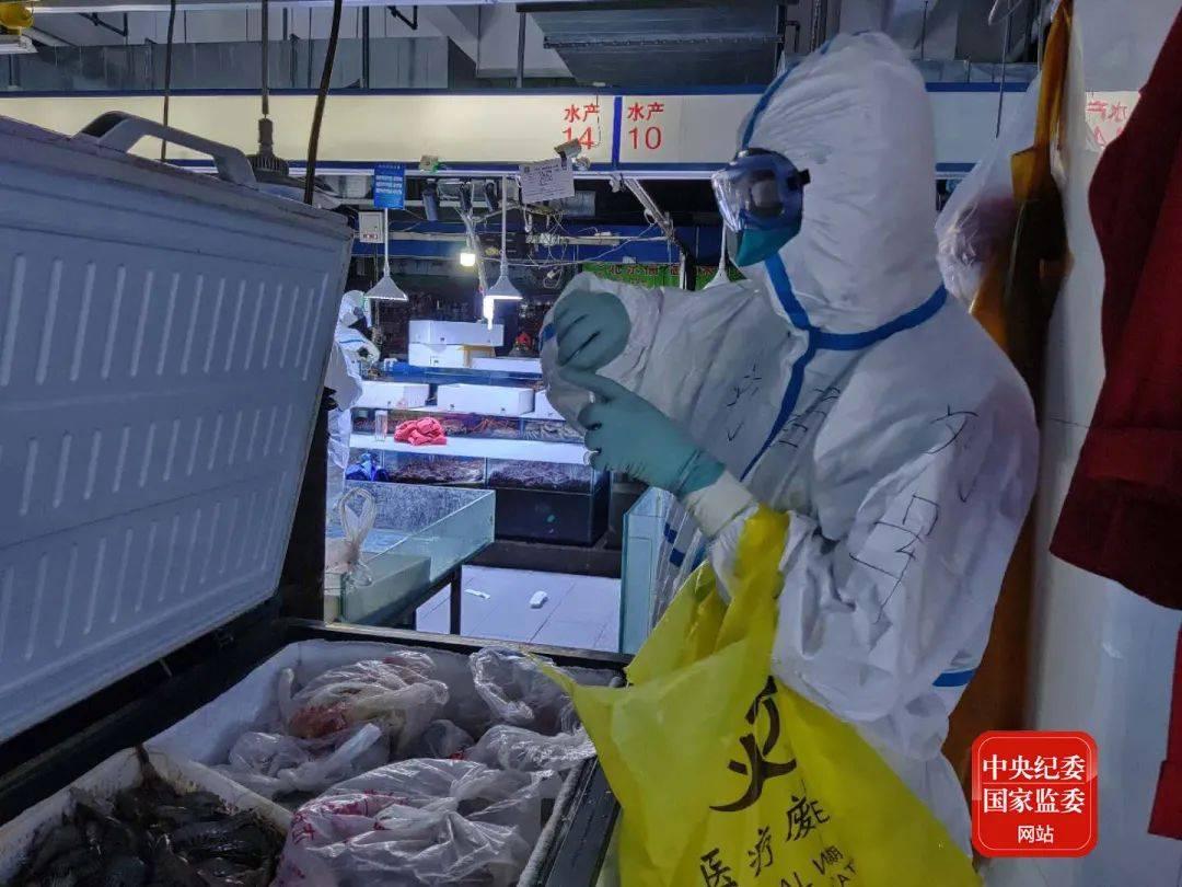 《【杏耀注册登录】三进新发地,中国疾控中心病毒病所发现了这些!》