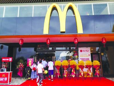 各大知名餐饮品牌齐聚 临港要走出怎样的一条商业之路