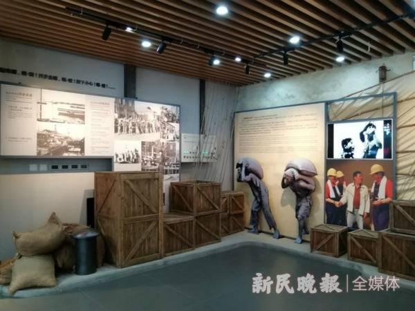 """杨浦非遗节收官:非遗""""家族""""扩容至41个 码头号子重现杨浦滨江"""