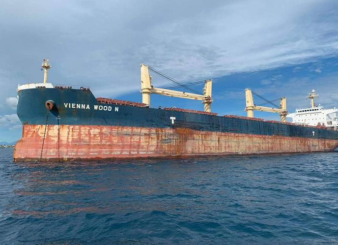 菲律宾发生撞船事故致14人失踪,搜救工作仍在