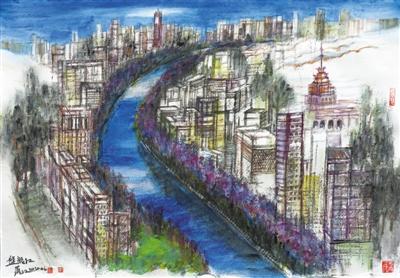 人民日报|于城市繁华处诗意栖居