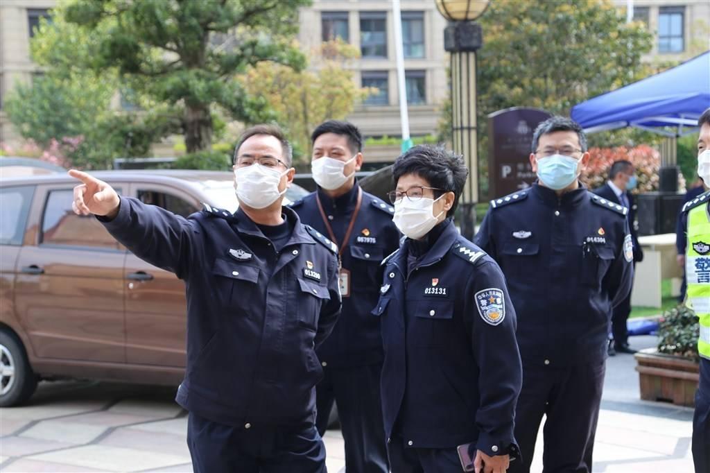 浦东之治练兵之志 浦东警方积极开展全警大练兵成果斐然