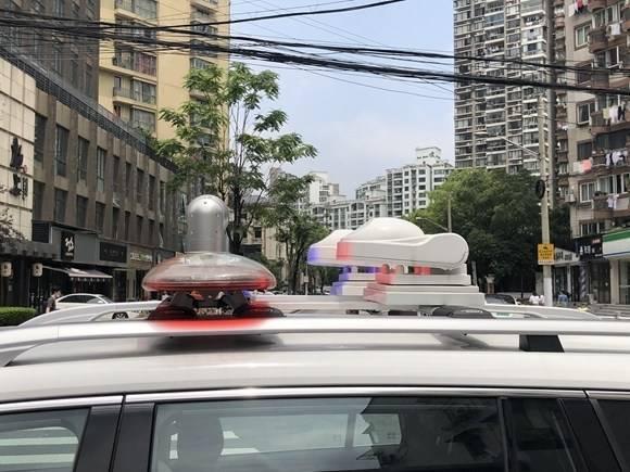 """智慧巡车可视化警务助力高考护考 魔都警察现场连线""""干货""""满满"""