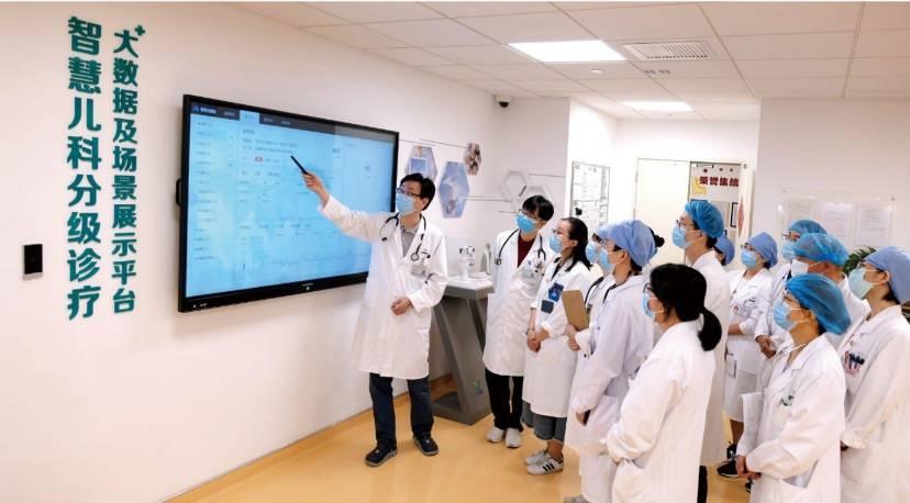 儿科医生工作量比成人科高2.4倍!AI技术落地为临床创造价值