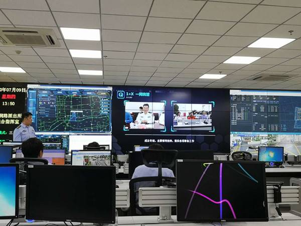 """7万多人的超大型社区,126人如何管好?青浦试用""""一网统管""""解出社区治理这道难题"""