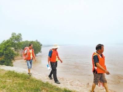黄河流量将进入一年中最大时段 注意!黄河最