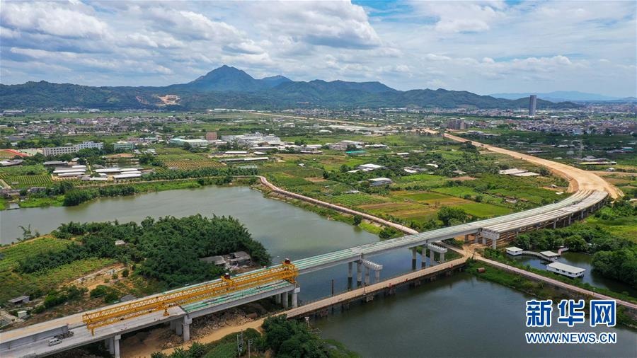 新华网|潮汕环线高速公路将于年底通车
