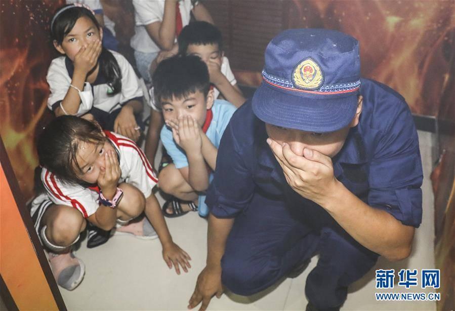 (社会)(2)消防科普伴暑假