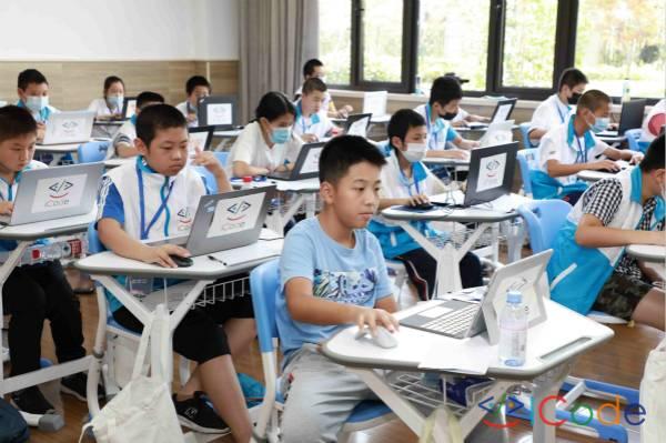 ICode第二届国际青少年编程比赛中国区决赛举行 400名优秀选手同台竞技