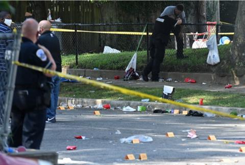 華盛頓深夜派對傳出百聲槍響 17歲少年被殺2