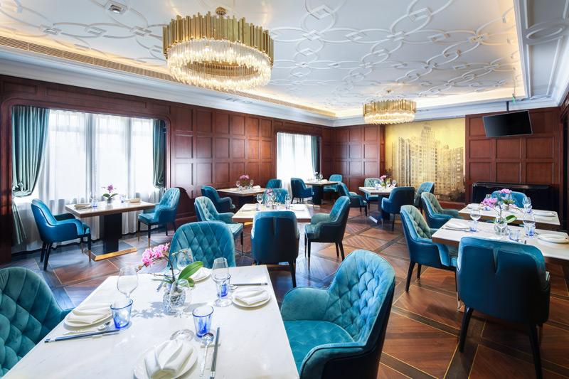跟著孫甘露馬伯庸打卡上海特色餐廳 開啟舌