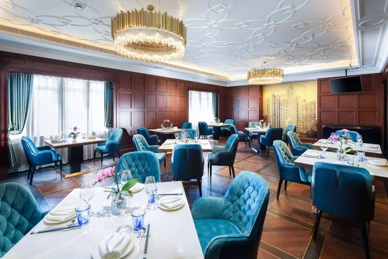 跟着孙甘露马伯庸打卡上海特色餐厅 开启舌尖上的文学之旅