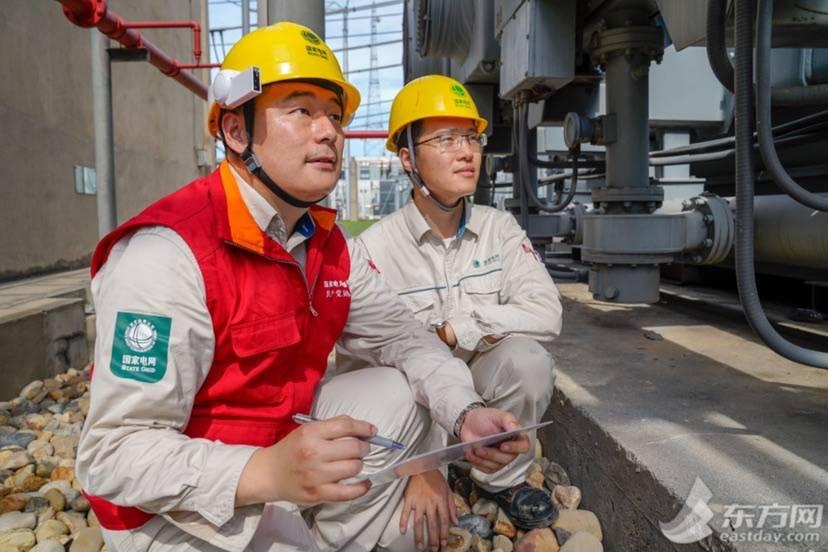 3272万千瓦!上海电网用电负荷创历史新高,运行平稳