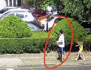 上海街头大叔搭讪10岁男童,只因眼馋孩子手中零钱罐