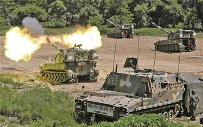 韩军五年规划瞄准自主国防