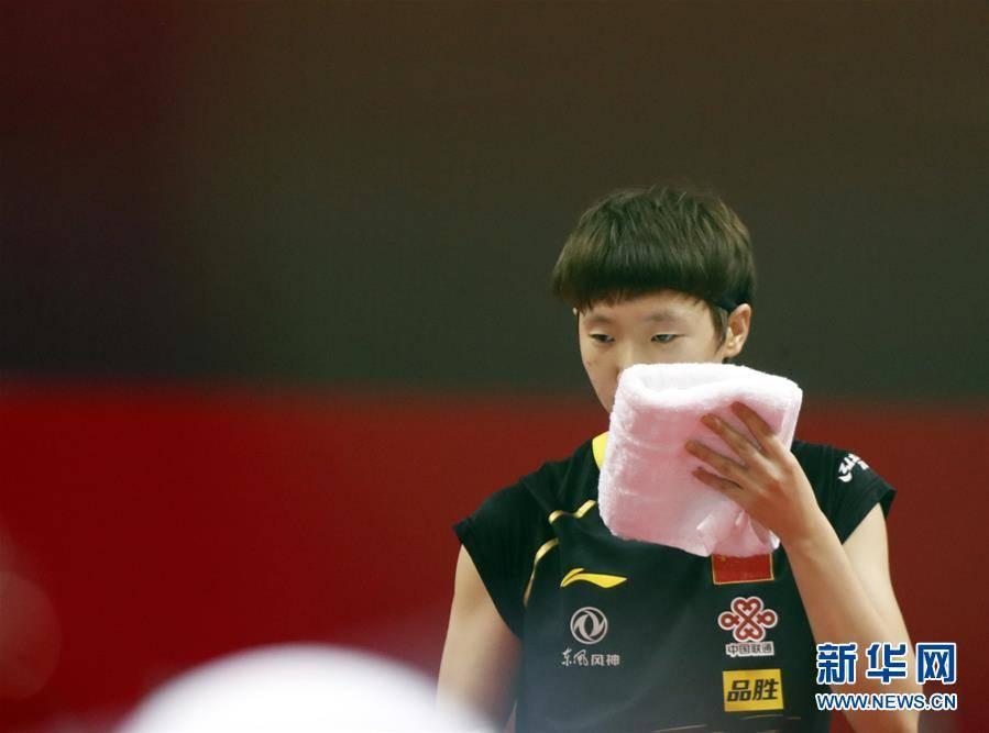 (体育)(5)乒乓球——奥运模拟赛:孙颖莎女单夺冠