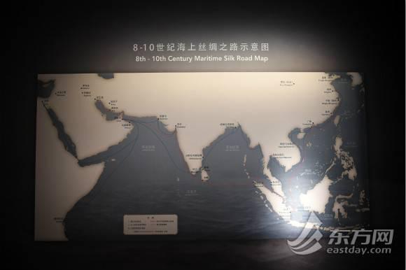"""""""黑石号""""沉船文物到底有多牛,上博新展还原海上丝路盛况"""