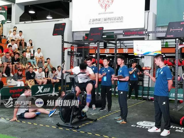 全民体能大赛上海站落幕,徐寅生:适合青少年的体能项目应引入校园