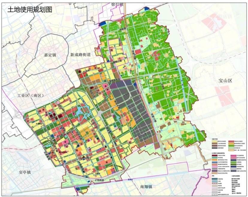輻射長三角、城市副中心 嘉定馬陸總體規劃