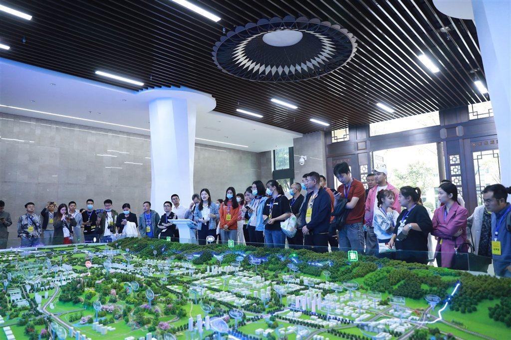2020网络媒体重庆行|智慧硅谷—西部(重庆)科学