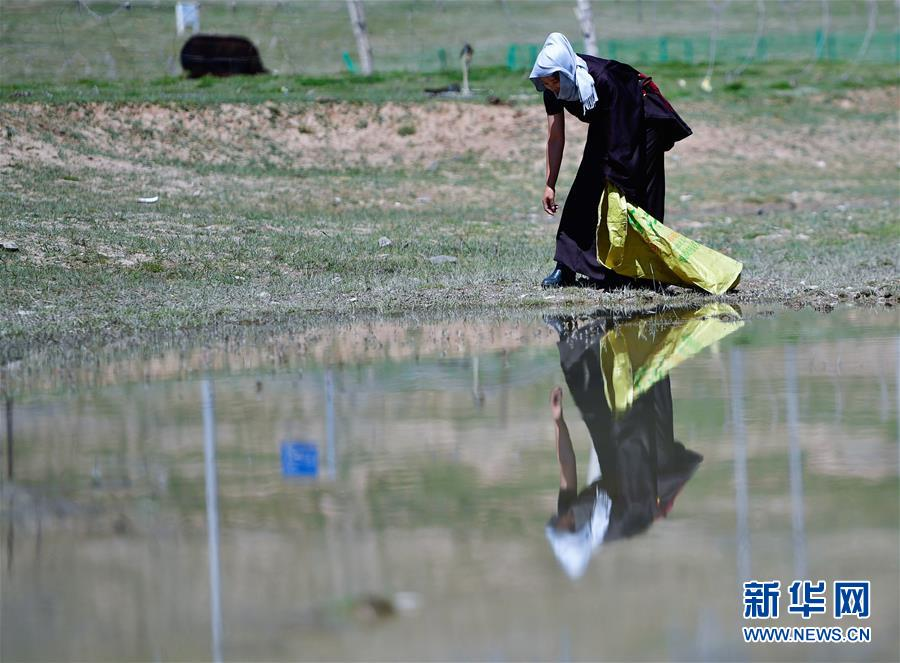 三江源生态管护员群像