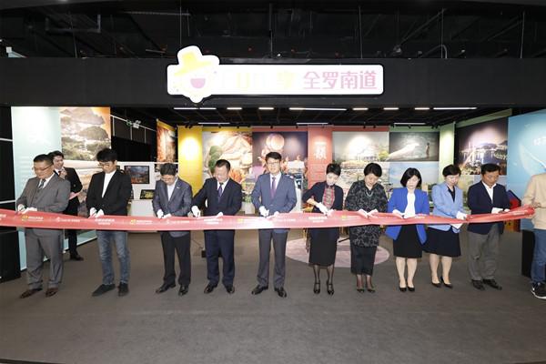 中秋国庆新去处 韩国这个美食之乡在沪开了个快闪宣传馆