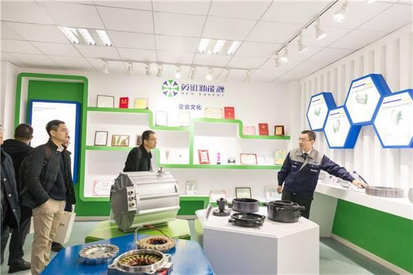 侨智先行 活力杨浦 |裴瑞琳:以创新在电机行业开辟新的蓝海