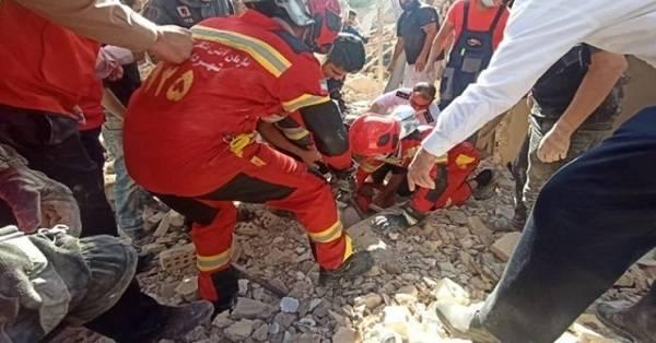 伊朗胡齐斯坦省发生煤气爆炸 已致3死6伤