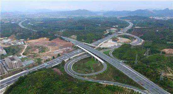 定了!惠清高速10月18日通车,省足一个半钟