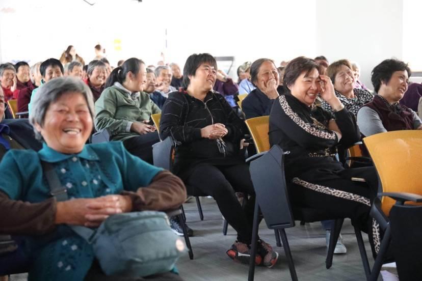 """农村居民喜爱的沪语故事来了!""""乡音情缘""""陪老人庆重阳"""