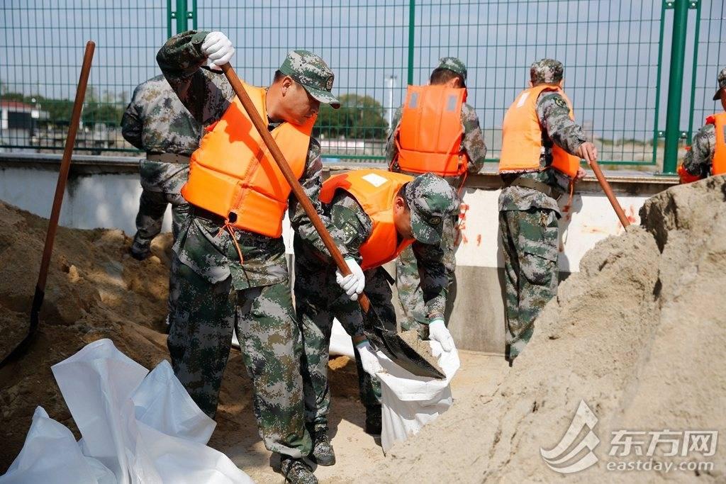 """军地联建实现""""112""""!上海组织军地应急力量统筹建用试点成果观摩"""