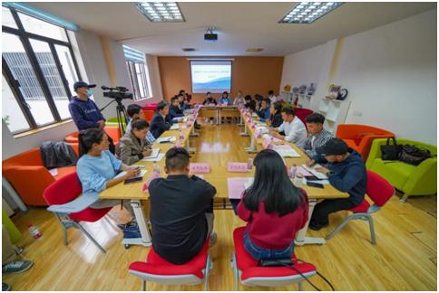 专家授课、参访名企、实践演练、直播带货……日喀则新媒体红人特训营在沪火热开展中
