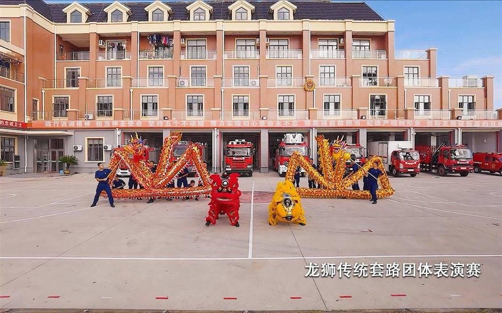 """掀起""""军绿色""""健身热潮 军民健身大赛上海警备区获团体总冠军"""
