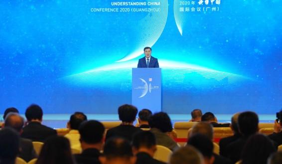 上合组织秘书长诺罗夫:中国为全球扶贫作出了